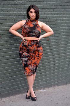 plus size 2 piece outfit - Google Search   dress   Pinterest ...