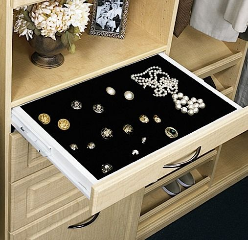 Custom Closet Drawer For Storing And Organizing Your Jewelry | Closets By  Design