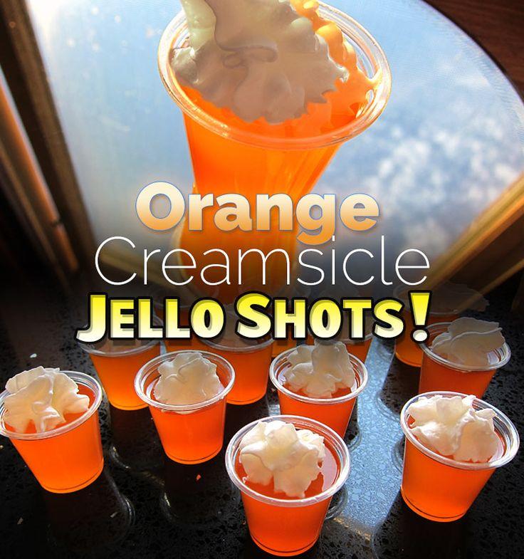 Best 25+ Orange jello shots ideas on Pinterest | Orange ...