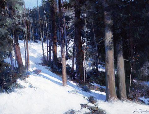 Landscapes   James E. Reynolds   Cowboy Artist