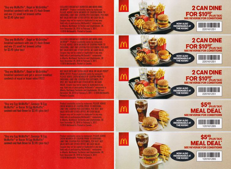 Canadian Coupons and Free Printable Coupons in Canada