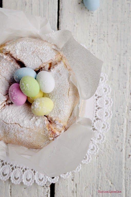 Cucinalkemika. Laboratorio di pensieri tramutati in cibo : Soffione di ricotta e i miei auguri di Buona Pasqua