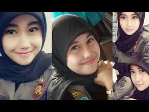 Nurul Habibah Satpol PP Berjilbab Tercantik Se Indonesia
