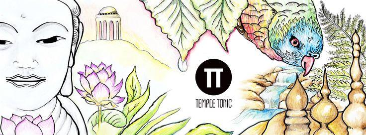 Temple Tonic Imagery  www.templetonic.com