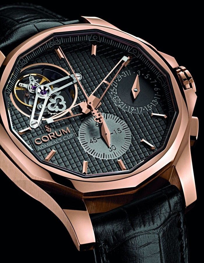 93 best corum watches by jeremy mc images on pinterest corum watches clocks and luxury watches for Corum watches