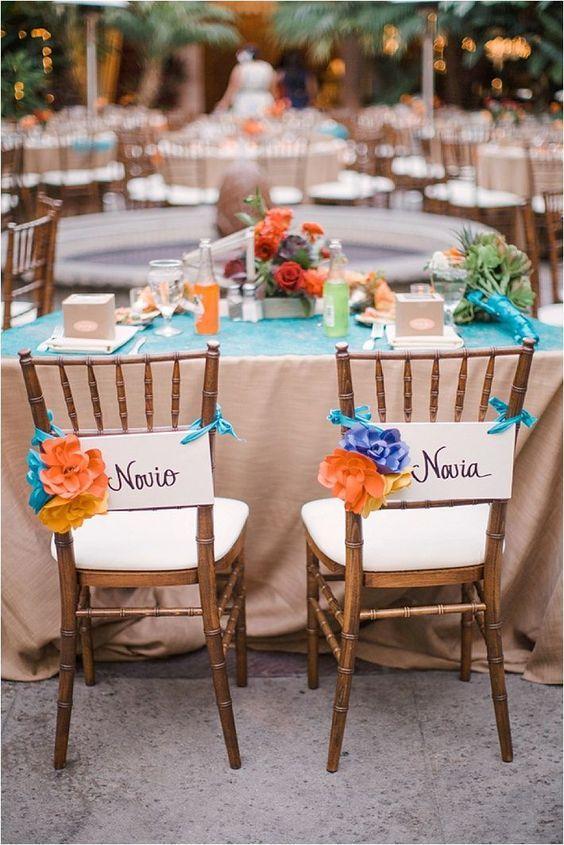 VINTAGE MEXICAN WEDDING IDEAS #MexicanWeddingIdeas