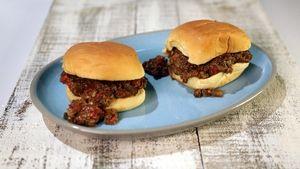 Mushroom and Eggplant Sloppy Joes Recipe | The Chew - ABC.com