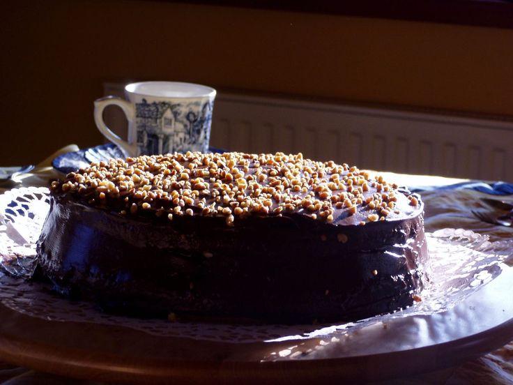 nocciola torta al cioccolato