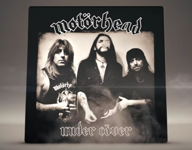 """LEMMY COVERS BOWIE'S """"HEROES"""" ON POSTHUMOUS NEW MOTORHEAD ALBUM - I Like Your Old Stuff"""