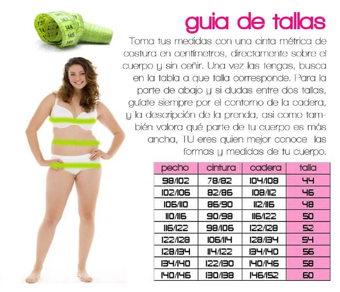 tabla de medidas tallas grandes … | COSTURA PLUS | Sewin…