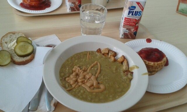 finnish school food. I like