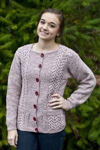 Cascade Yarns® - Knitted Cardigan Patterns