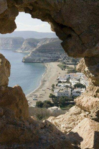Aguamarga. Costa de Almería. España