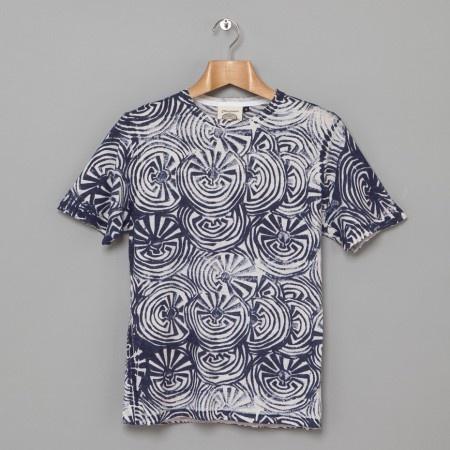 Like It! - Jungmaven / 6.2 oz Batik Print TeeMen Clothes'S Shoese Bags Ect, Prints Tees, Polloi Stockings, Men Jungmaven, Open Sesame, Tees Navy, Jungmaven Products, Batik Prints, Fast Ships