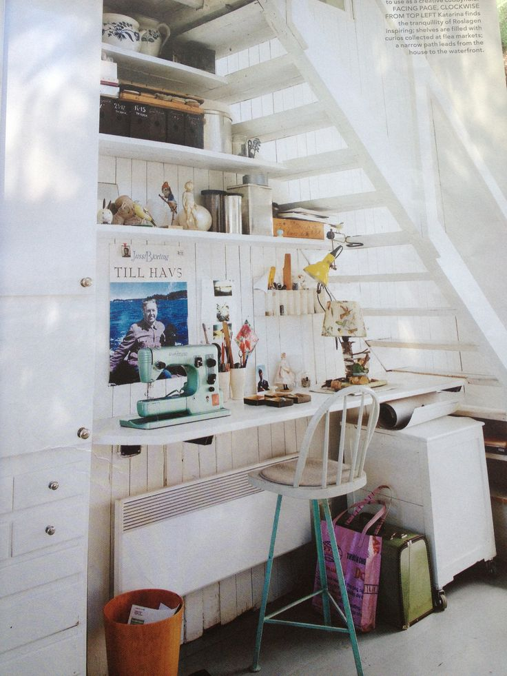Desk Under Stairs 18 best under stairs images on pinterest | stairs, projects and