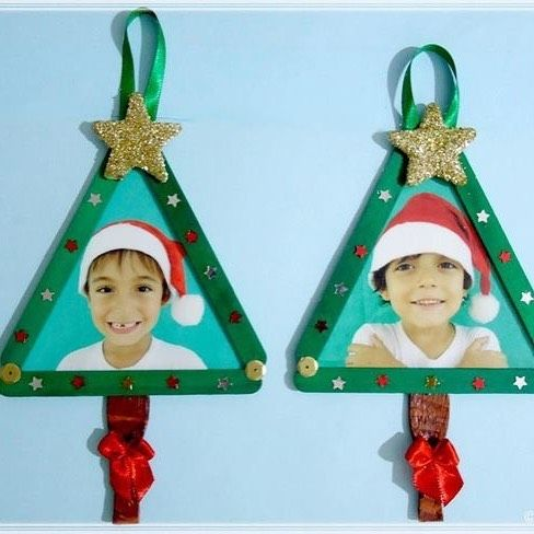Thema Kerst - knutselidee