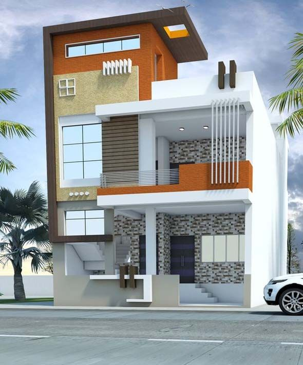 Home Design Ideas Youtube: 20X50 House Plan With 3d Elevation By Nikshail YouTube T