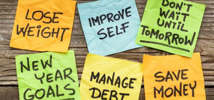 Let's look at some tips you can use to help make better, more achievable, and more successful personal and professional goals for the coming year.