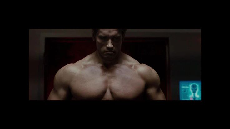 Terminator Salvation Arnold Schwarzenegger 1080p HD