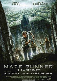 Maze Runner - Il labirinto, dall'8 ottobre al cinema.