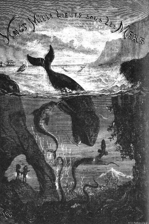 Le Nautilus : monstre marin archaïque, merveille technologique