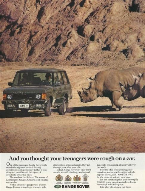 17 Best Images About Vintage Land Rover Ads Amp Art On
