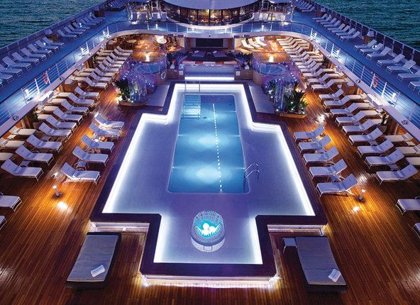 The #luxury #cruise industry is more popular than ever.