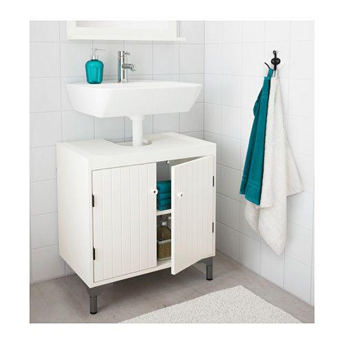 SILVERÅN Mobile base per lavabo con 2 ante  - IKEA_ 75€ (senza lavabo)