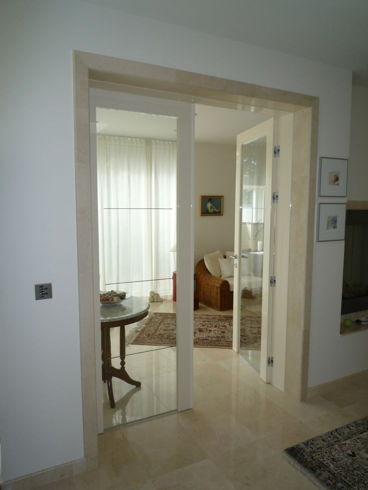 Internal Double Doors With Glass