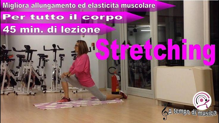 Stretching - allenamento completo