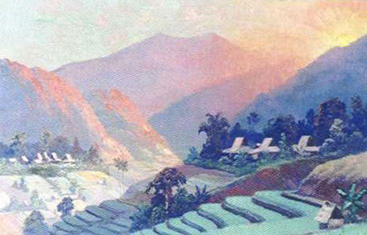 Leo-Eland, Mountain-Landscape