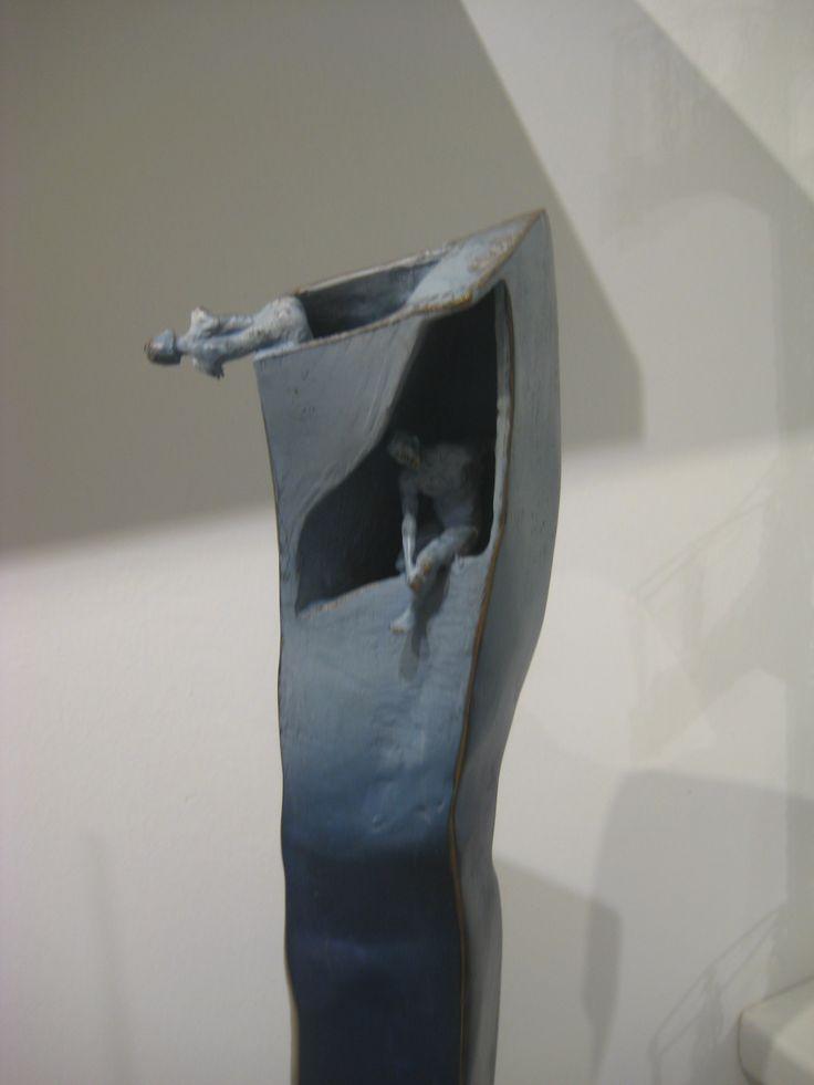 """Trapped"" by Ioli Livada"