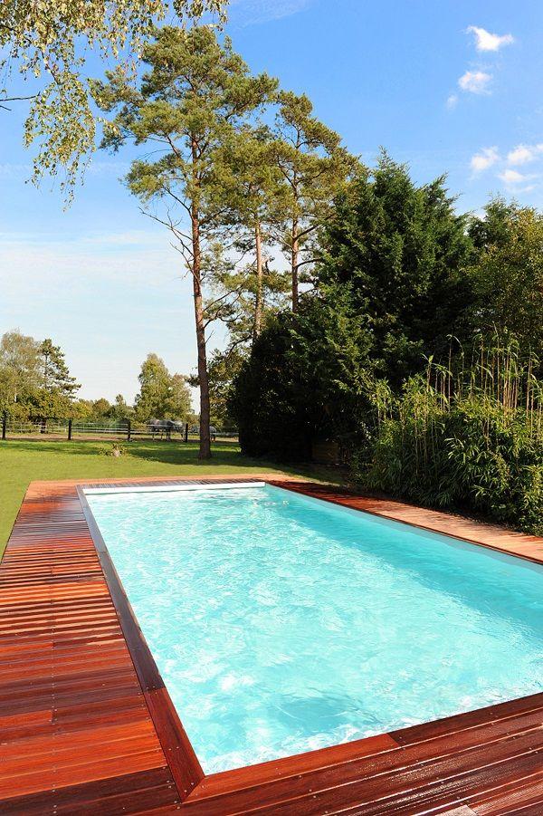 Diaporama des photos de piscine piscine piscinelle for Micro piscine coque
