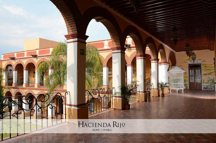 Hacienda Rijo.. Puebla, Mexico