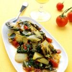 Le verdure verdi che fanno bene al cuore