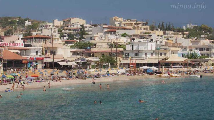 Best beaches of Crete