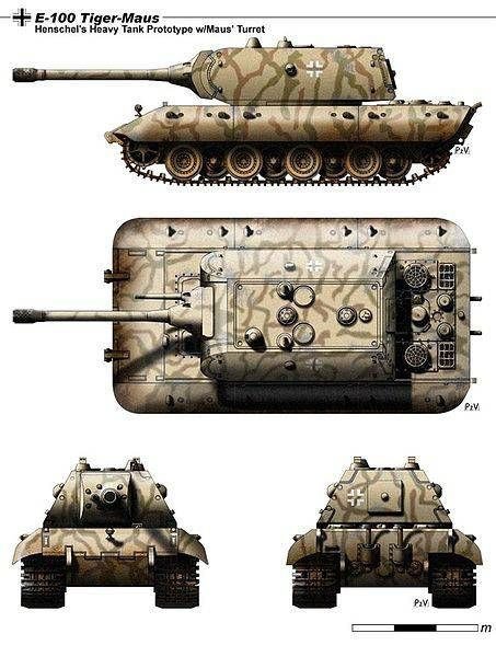 21 best images about german e series tanks on pinterest for Cistern plans