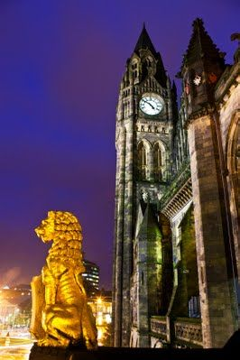 Rochdale Town Hall - Creating your new Rochdale town centre