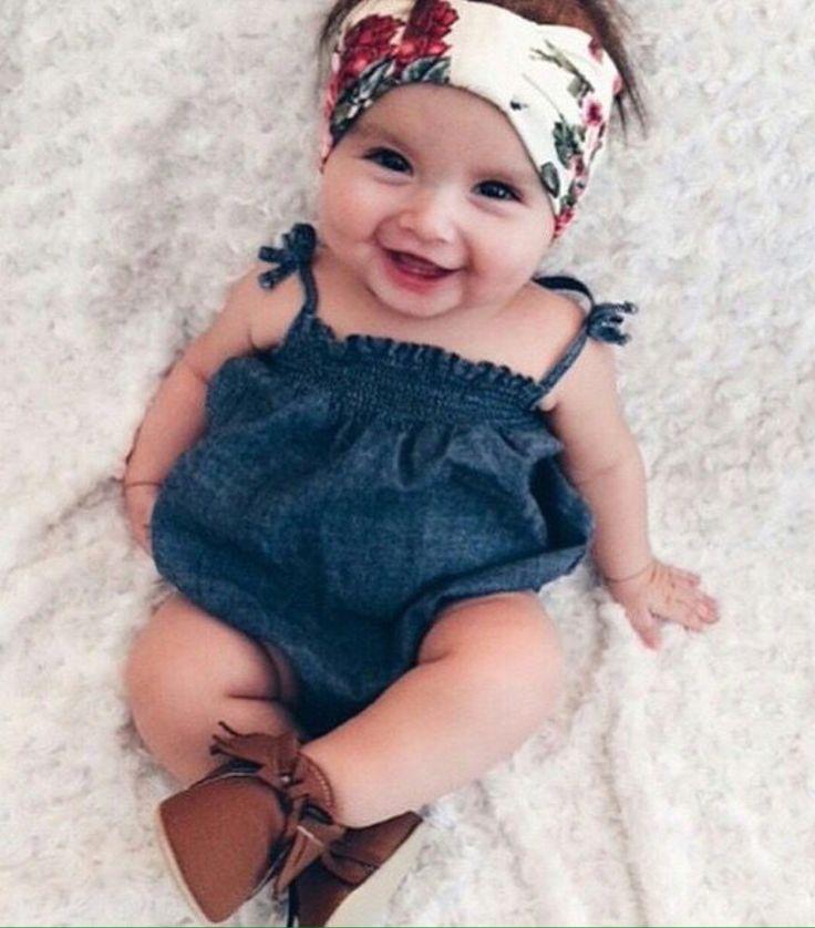 headscarf + dress + boots #happy #cute #kid #fashion