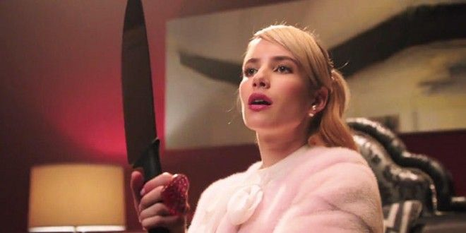 Emma Roberts confirma que estará na segunda temporada de Scream Queens