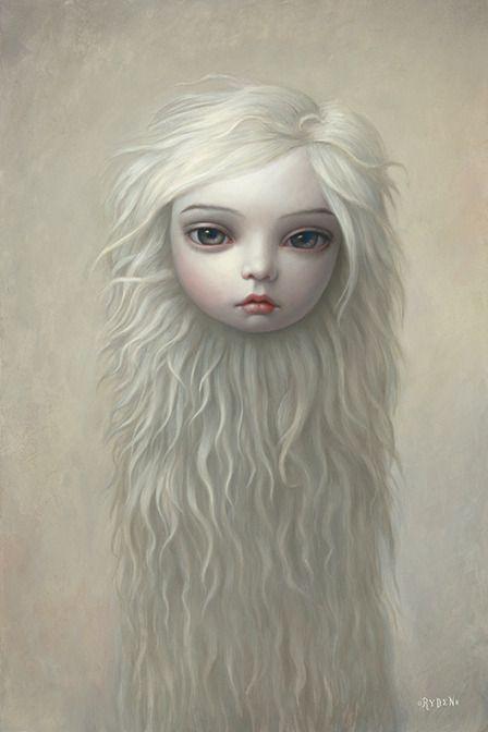 Fur Girl by Mark Ryden