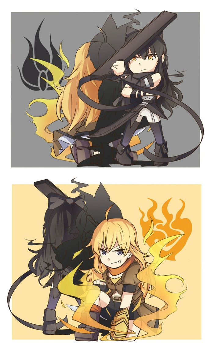 Elemental Blake and Yang