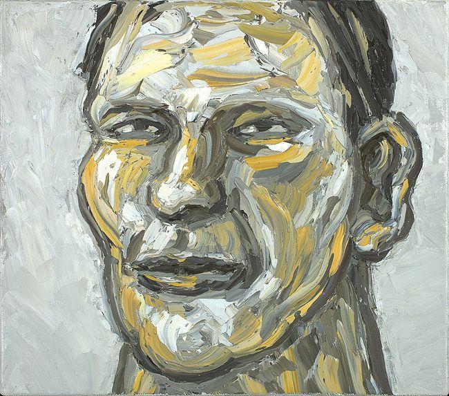 Peter Booth represented artist at Tim Olsen Gallery