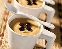 Mousse glacée au café Ingrédients