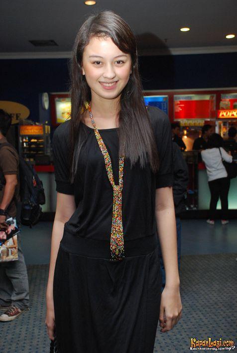 Kimberly Rider Aktris Blasteran Inggris Makassar Padang