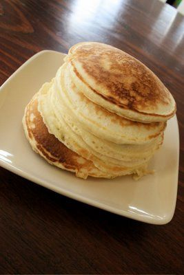 Thermomix Buttermilk Pancakes