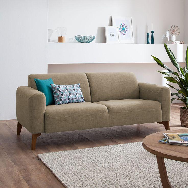 Sofa Bora Ii 2 5 Sitzer Webstoff Mit Bildern Couch Mit Schlaffunktion Sofa Schlafsofa Mit Matratze