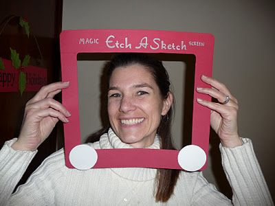 cute photo booth prop