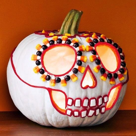 Decorating With Unusual & Unique Pumpkins for Autumn and Halloween