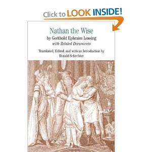 Nathan the Wise/Nathan der Weise  by Gotthold Emphraim Lessing